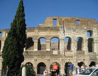 Romain Colosseum, Italy